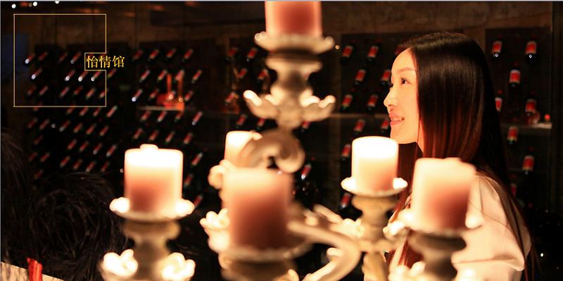 红酒资深专家屹臻园创始人蔡嘉-深藏之爱•红酒