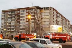 俄一9层民宅发生坍塌 或由燃气爆炸引起