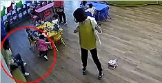 市妇联回应亲子园虐童案