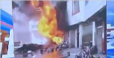 中国好邻居!店铺起大火10余邻居组团灭火