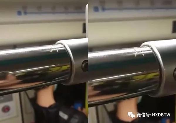 """被讽为""""蛆光号"""",台北捷运真要反思,这画面太恶心了……"""