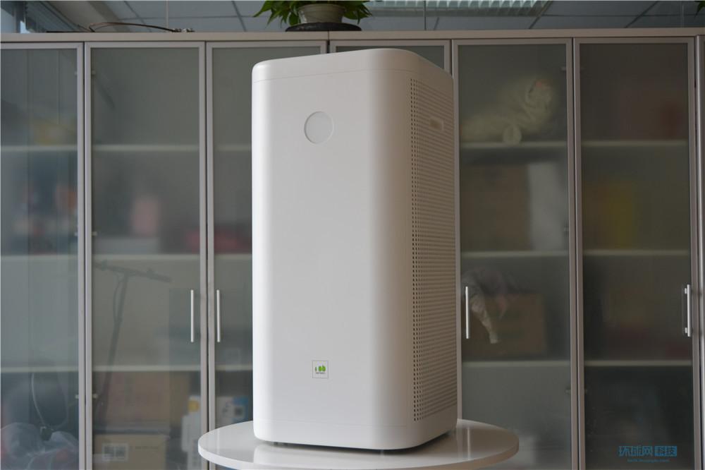 用颜值说话 锤子科技畅呼吸智能空气净化器图赏