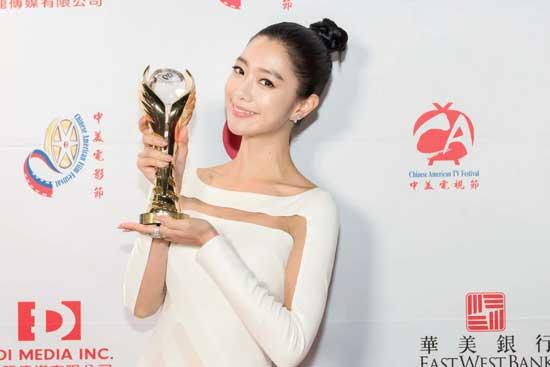 新晋小花Clara克拉拉斩获各大国际电影节大奖