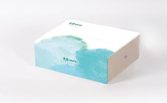 无染发布全球首款竹纤维湿柔纸巾