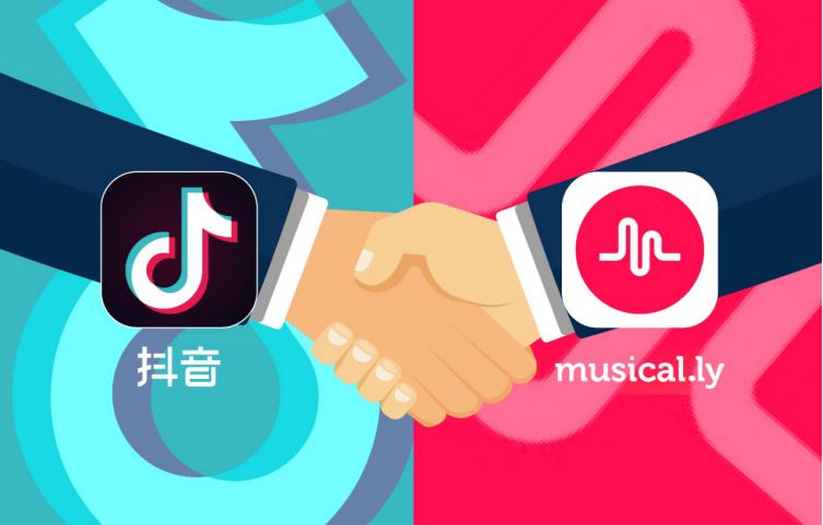 抖音联手Musical.ly,AI技术打造全球最大短视频社交娱乐平台