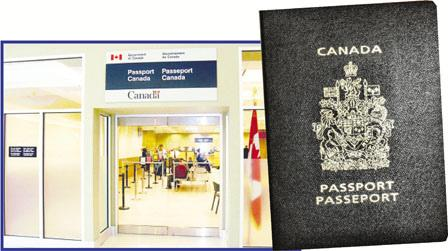 中国侨网官员给婴儿发出护照,但怀疑中国来的父母在申请旅游签证时说谎。(数据图片)