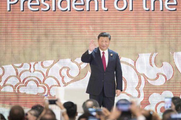 习近平出席APEC活动图集