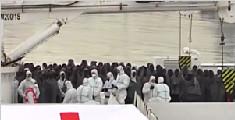 26名非洲少女浮尸海上