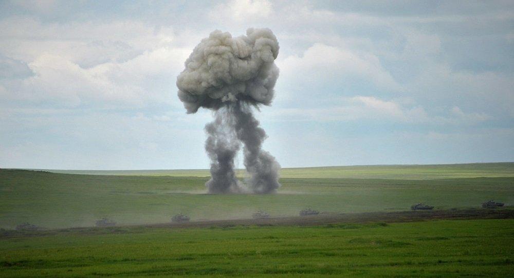 俄罗斯弹药库又发生爆炸 导致两名军人身亡