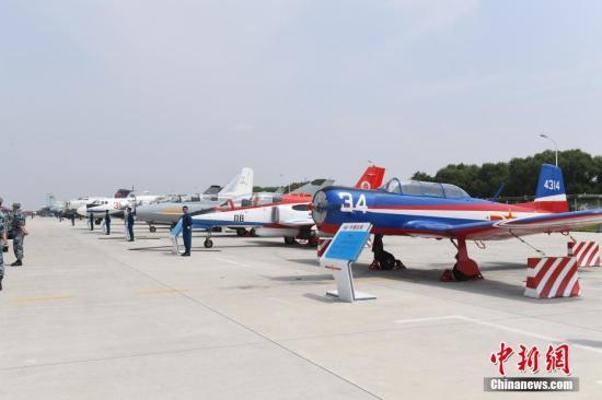 中国空军向全疆域作战现代化战略性军种迈进