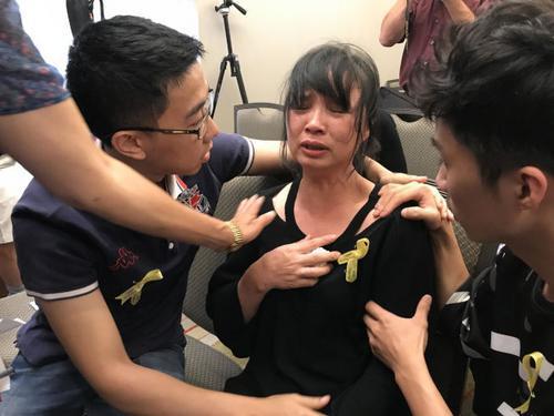 中国侨网据中国驻芝加哥总领馆表示,目前所得知消息,章莹颖家人计划12日回中国。(美国《世界日报》档案照)