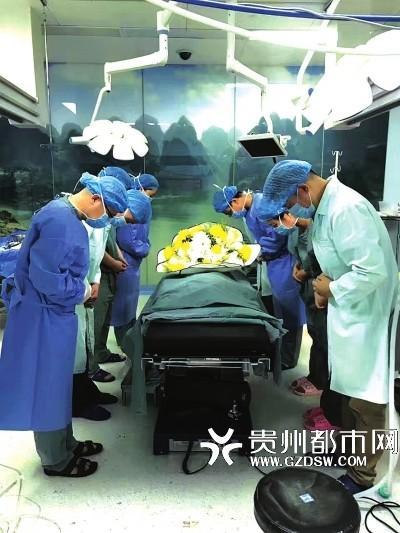 妻子车祸离世丈夫捐献器官救治至少5人:感觉她还活着