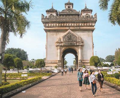 中国游客成东盟旅游主力 去年来往3800万人次