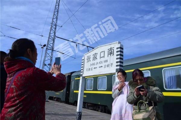 京张高铁张家口南站动工:2年后通车 将成3条高铁交汇地
