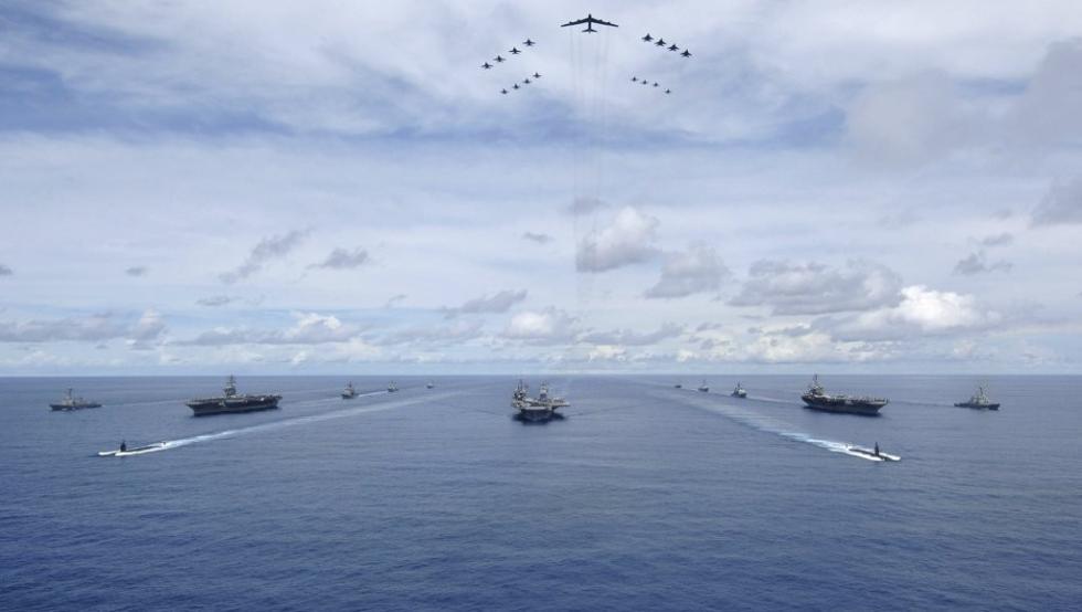 韩媒:美日韩联合军演告吹 韩国拒绝或与此有关