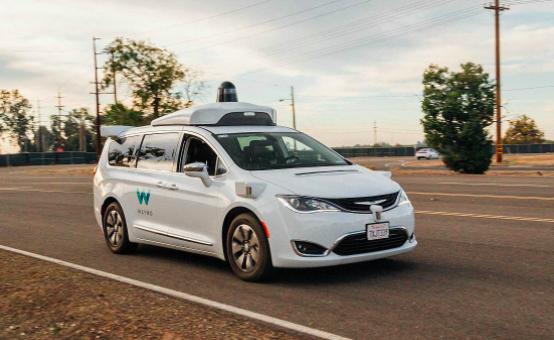 谷歌真无人驾驶车上路测试 Waymo迎来里程碑