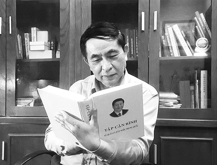 越中友好协会副主席阮荣光:越南见证中国新时代外交开篇之作