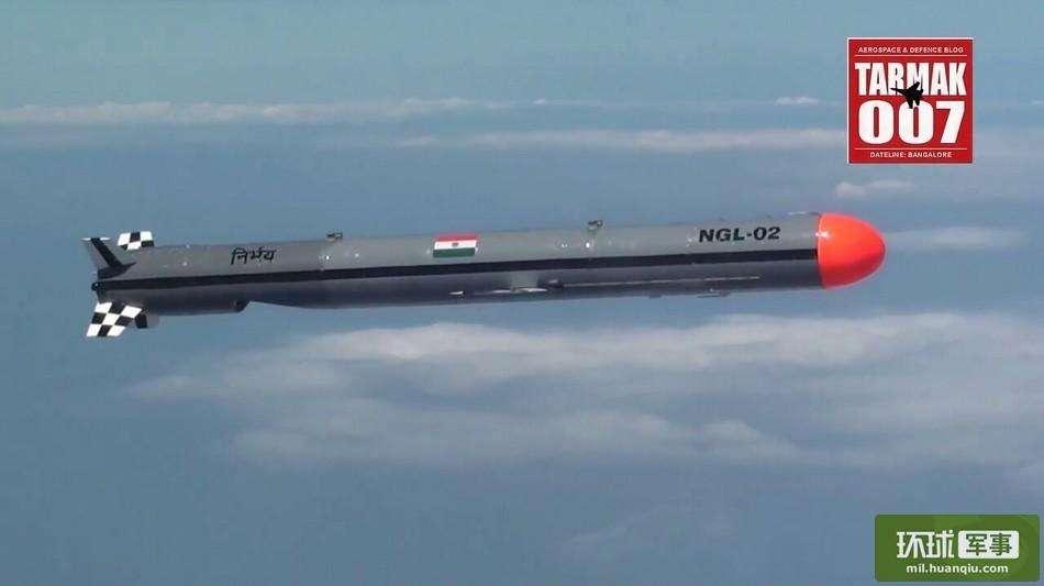 印度成功试射国产巡航导弹:曾试射4次失败3次