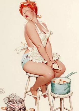 微胖,才是女人最好的身材