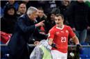 附加赛-R罗门线救主 瑞士总比分1-0北爱进世界杯