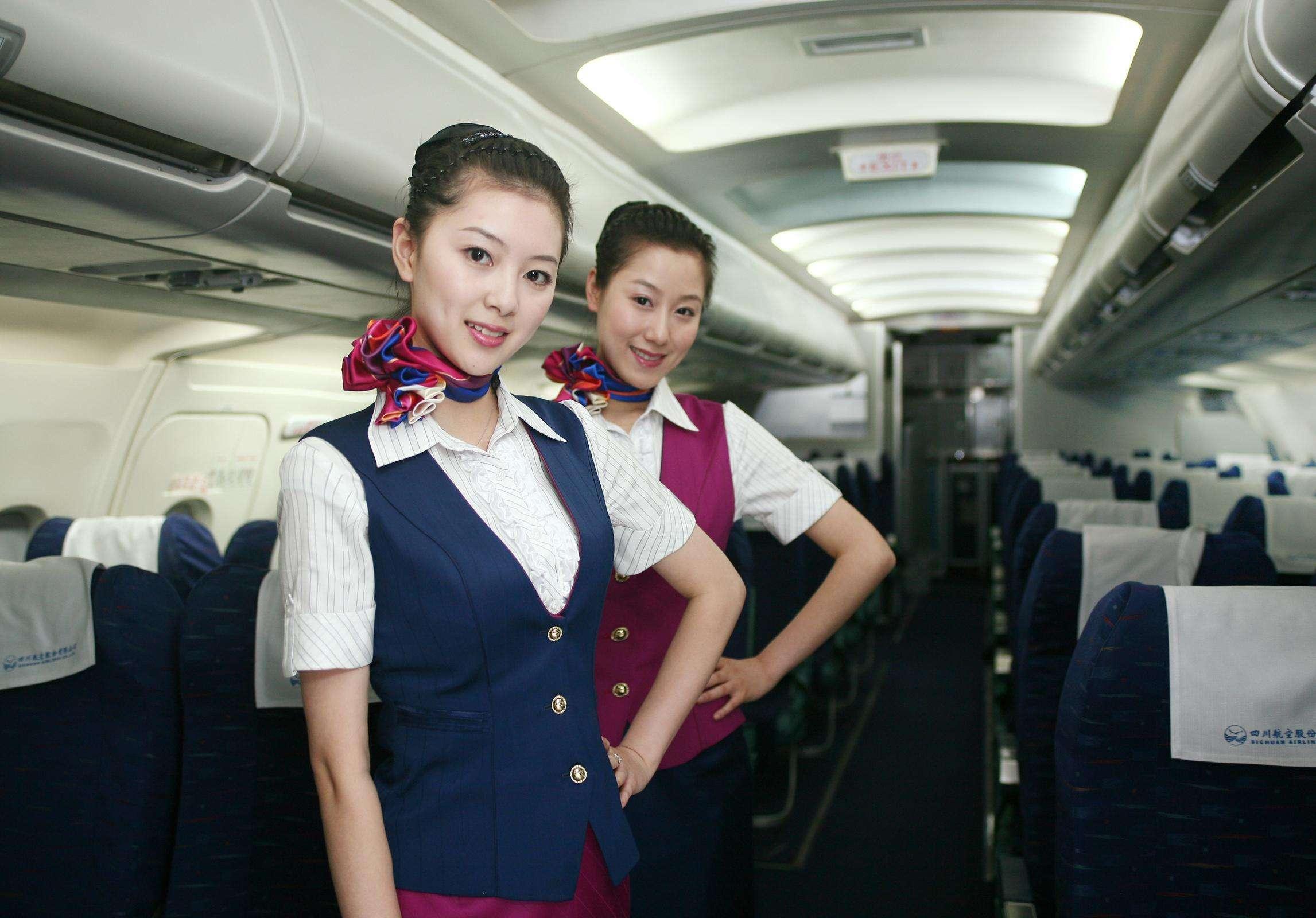 飞机座位有讲究 想获空姐优待请往后边坐