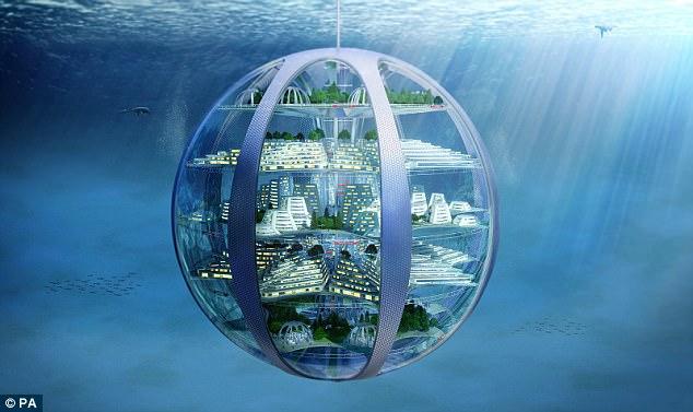 基因改造可使人类获得腮 未来或生活在水下