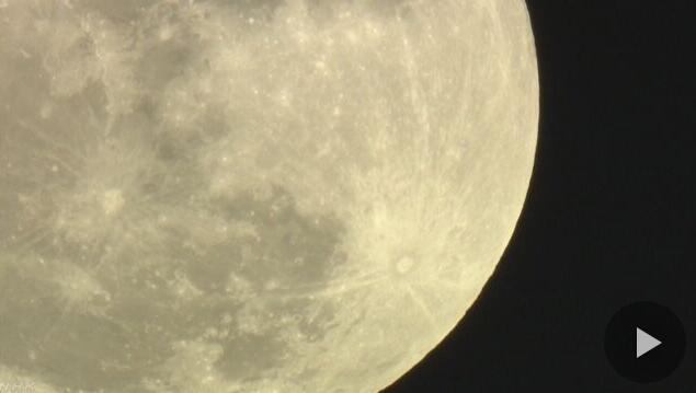 美国宇航局考虑将月球巨大空洞作为宇航员登月住所