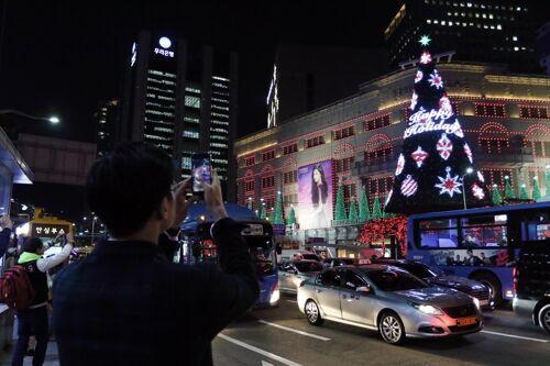 中国人又出现了!韩百货店重启针对中国游客营销