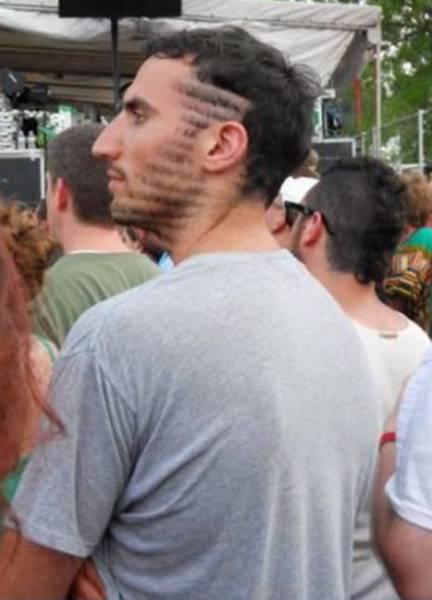发型师你出来保证不打死你图片