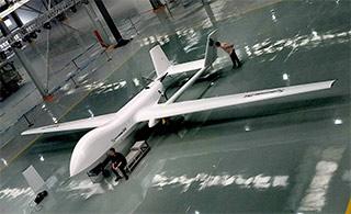 国产最先进高空长航时无人机下线