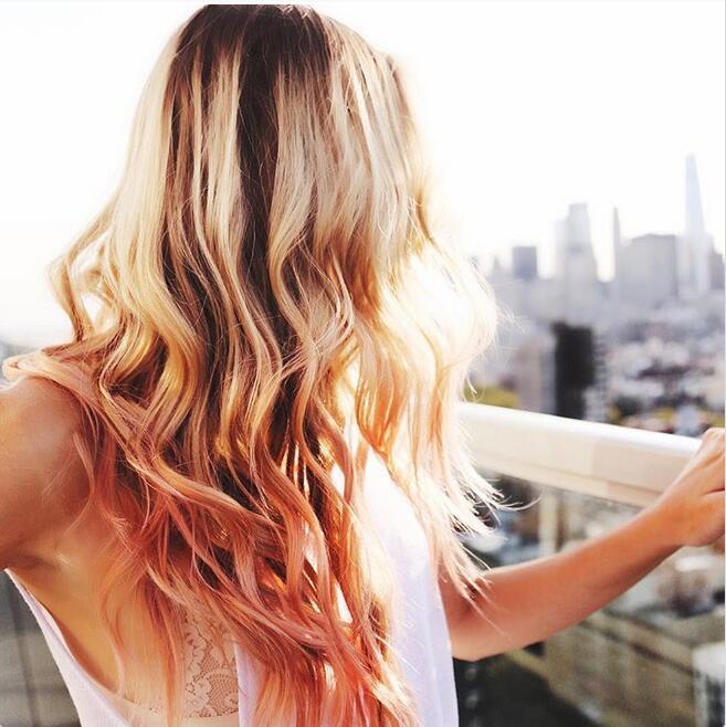 转变形象从头开始 揭秘长发发型最新潮流