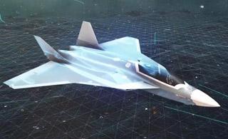 欧洲未来隐形战机方案亮相 颜值与战力都很高