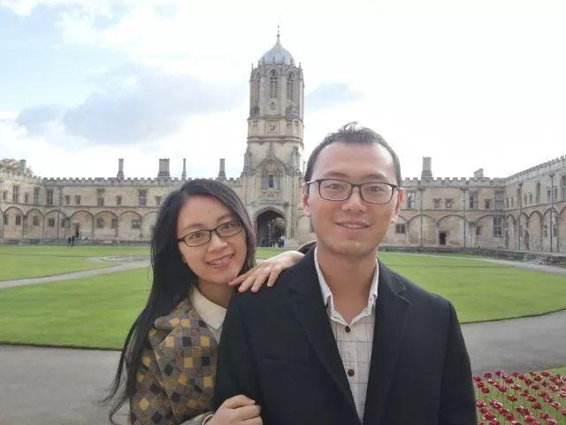 学霸夫妻一起读博 分赴牛津及帝国理工