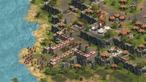 4K重制经典游戏《帝国时代》突跳票:微软退款