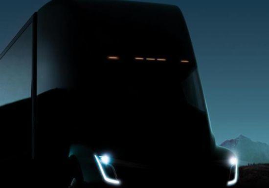 马斯克:特斯拉周四发布电动卡车 让你心醉神迷