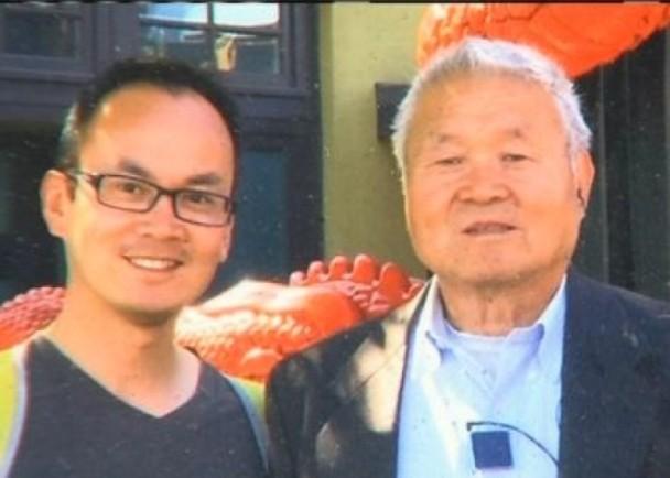 74岁中国老翁赴美探子 出门扔垃圾惨遭枪杀