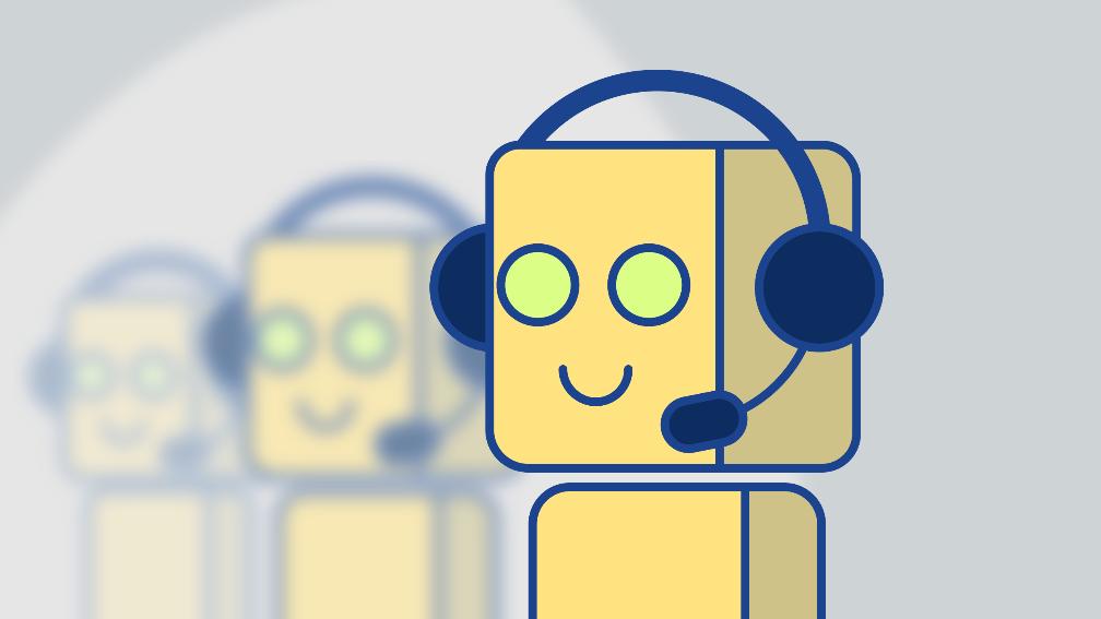 使用聊天机器人做客服工作是一种什么体验?