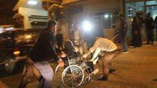 两伊边境强震已导致上千人受伤