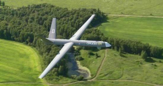 俄罗斯测试重型侦察攻击无人机
