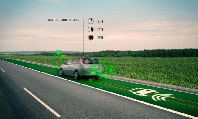 无需充电桩 边开车边充电的公路你见过吗?