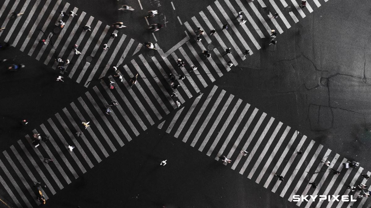 2017年天空之城摄影大赛作品精选第二期——无人机眼中的人类世界