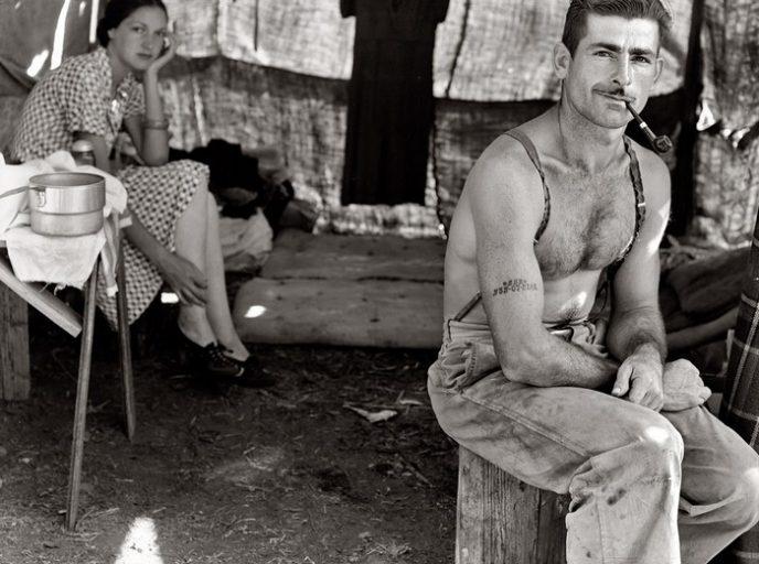 盘点牛仔裤100年变化发展史:从工装到潮流
