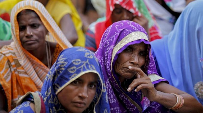 There are nearly 180 widows in the village of Budhpura in Rajasthan state [Ashish V/Al Jazeera]