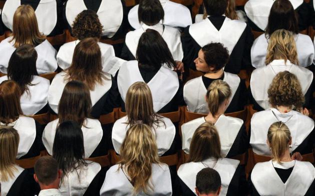 最受英国学生青睐的十大专业揭晓