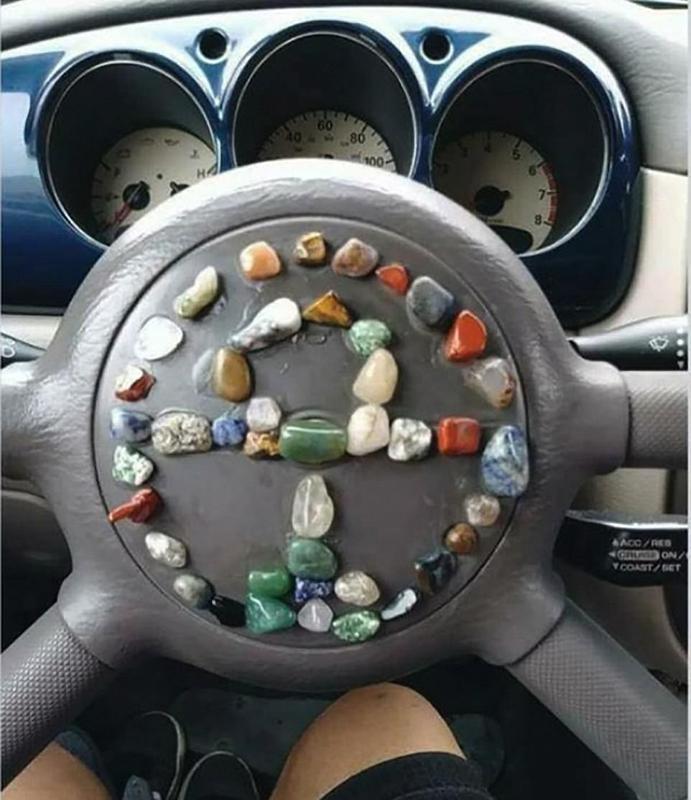 开这样的车上街你是认真的吗图片