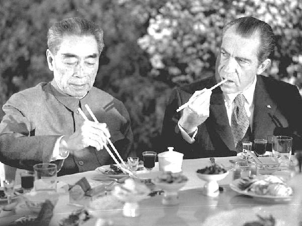 """你知道美国总统访华都曾""""秀""""过哪些中国名言吗?"""