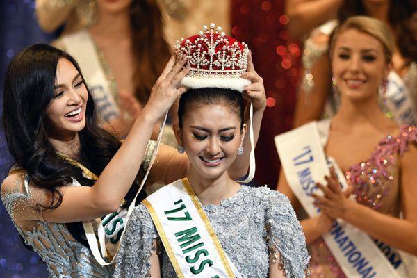 第57届国际小姐选美大赛总决赛举行 印尼佳丽夺冠