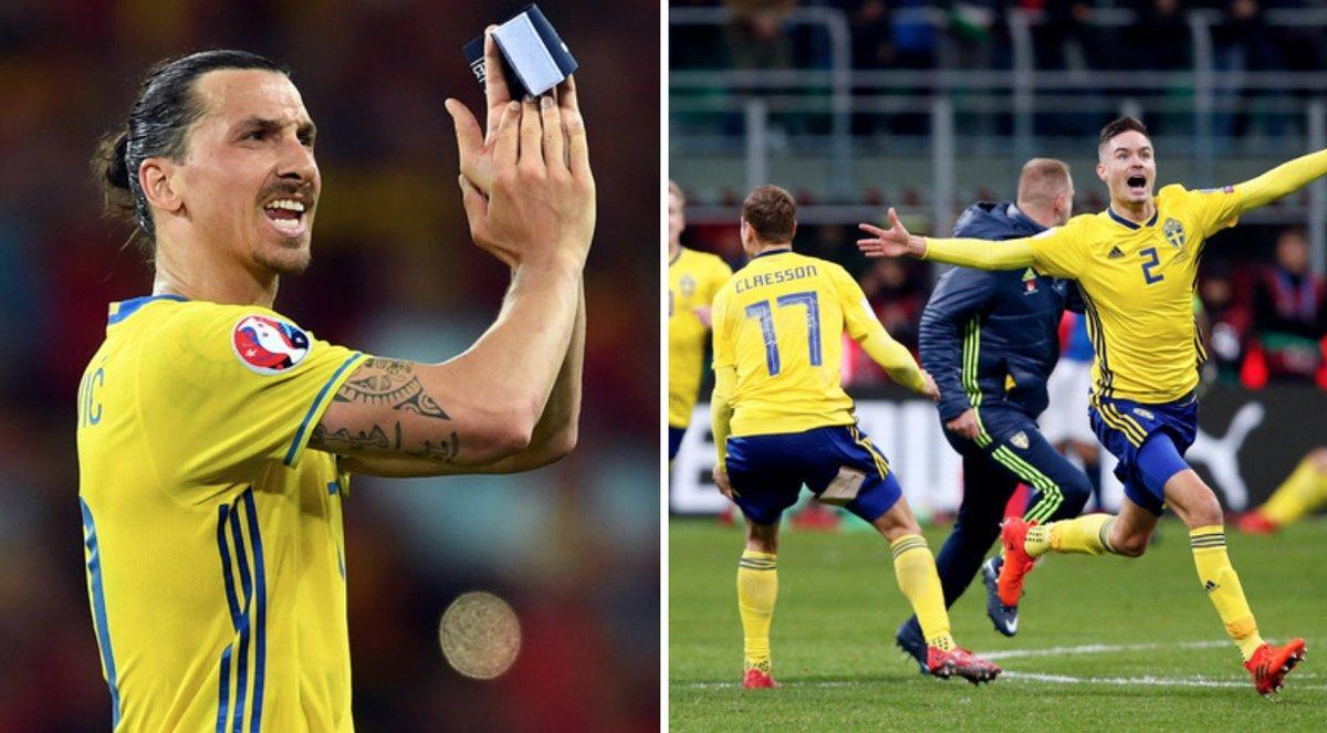 瑞典主帅关闭伊布回归大门:球队已经适应新的风格
