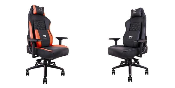 Thermaltake推出新款电竞椅:主动通风散热