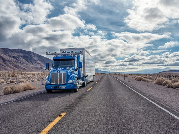还等特斯拉?这辆无人驾驶卡车已经上路送冰箱